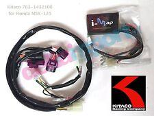 Centralina programmabile KITACO iMap HONDA MSX-125 con cablaggio 763-1432100
