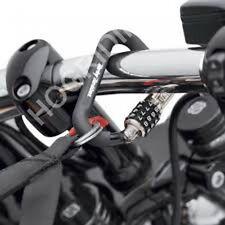 Harley Davidson detachable quick release helmet lock softail dyna sportster xl