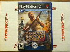 Medal Of Honor : Soleil Levant > Playstation 2 (PS2) > Complet > PAL FR