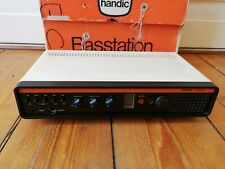 Handic 12305 CB Funkgerät 12 Kanal AM Station OVP