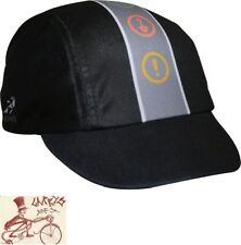 HEADSWEATS IMBA BLACK CYCLING CAP--ONE SIZE