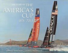 The Story of the America's Cup 1851- 2013 - (NEW & STLL Wrapped)