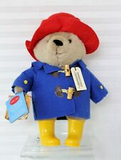 "Yellow Boots Paddington Bear Soft Toy 11"" to Hat  YOTTOY all hang tags New 2014"