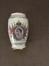 Royal Winton Queen ElizabethII coronation vase-1953-very good condition