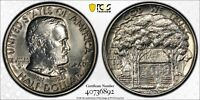 1922 Grant Commemorative Half Dollar With STAR PCGS About Uncirculated Key 6892