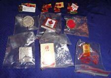 CD098 Vtg Coca Cola Coke Olympics Lapel Pin Lot x10