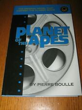 Planet of the Apes by Pierre Boulle - 1st Gramercy Hc ed (2000) 2nd printing