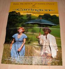 Filmposter A1 Neu Filmplakat 59,4 x 84 cm - Carrington - Emma Thompson