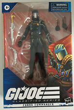 G.I. Joe Classified Series Cobra Commander Action Figure Hasbro