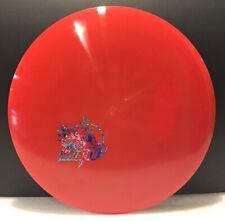 • Disc Golf INNOVA - STAR WRAITH Mini Stamp RED 175g - NEW