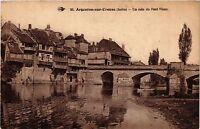CPA Argenton-sur-Creuse - Un coin du Pont Vieux (167702)