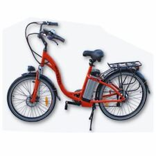 Alloy Frame Front & Rear Electric Bicycles