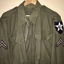 Rare Korean War 50's Vintage US M-51 Field Jacket Size Medium/Large
