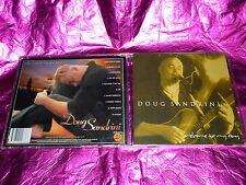 DOUG SANDRINI : WELCOME TO MY DAY : (CD, 10 TRACKS, 2004) FREE POST