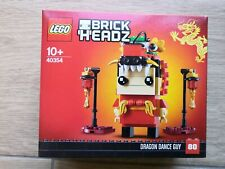 *** LEGO 40354 BRICKHEADZ DRACHENTÄNZER / DRAGON DANCE GUY - NEU/NEW/OVP/MISB