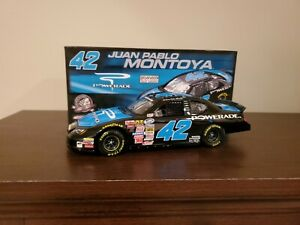 JUAN PABLO MONTOYA #42 2008 POWERADE 1/24 SCALE NEW FREE SHIPPING