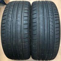 2 Sommerreifen Dunlop  Dunlop SP Sport Maxx GT * DSST RSC MFS   225/35 R19 88Y R