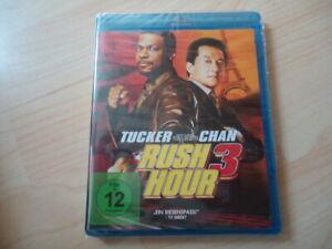 Rush Hour 3 - Blu Ray - NEU und eingeschweisst!