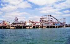 PHOTO  1994 SOUTHSEA CLARENCE PIER AMUSEMENT PARK