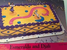 Decopac Disneys Esmeralda & Djali Cake Kit