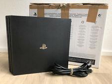 PlayStation 4 PRO · PS4 Pro · 1TB · CUH-7116B · 2. Gen · 4K HDR · DHL Versand