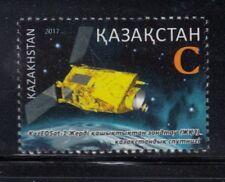 KAZAKHSTAN Cosmonauts Day MNH stamp