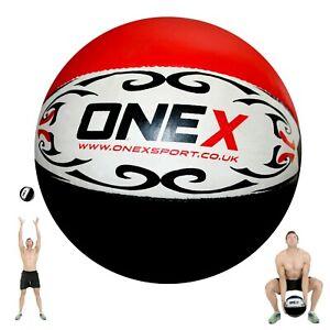 SLAM BALL No Bounce 8kg, 10kg, 15kg Gym Ball Strength Fitness Crossfit Exercise
