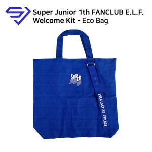SUPER JUNIOR - 1st E.L.F. Official Goods - ECO Bag