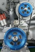 MST BLUE RENEGADE SERPENTINE PULLEY KIT SYSTEM VW BUG BUGGY GHIA BUS THING BAJA