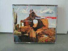 JEAN LUC PONTY-Le Voyage-Jean Luc Ponty Anthology-2 CD Set-1996 Rhino Atlantic