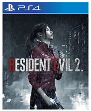 Resident Evil 2 Remake (PS4) with Lenticular Sleeve