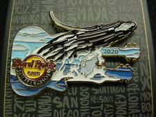 HARD ROCK CAFE*SAN FRANCISCO,CALIF*HUMPBACK WHALE*PIN*BRAND NEW RELEASE ON CARD