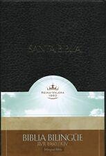 Bilingual Spanish English Bible Biblia Bilingue Rvr 1960/KJV Espanol Ingles Negr