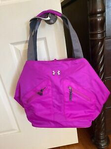 Under Armour Bag Purple Never Used RN 96510.