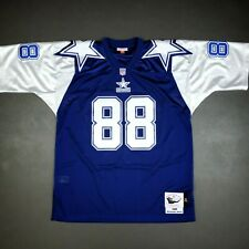 100% Authentic Michael Irvin 1995 Cowboys Mitchell & Ness Jersey Size 48 XL Mens