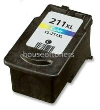 CL-211XL Color Ink Cartridge for Canon PIXMA MX330 MX340 MX350 MX360 MX410 MX420