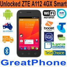 New ZTE 4GX Smart   Unlocked To Telstra*Aldi*Lyca*Boost*Woolwroth*Telechoice