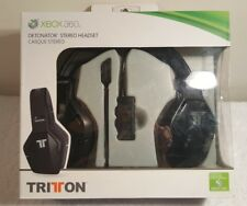 Tritton Detonator Stereo Headsets