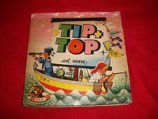TIP + TOP + TAP SUL MARE ILL. V. KUBASTA EDIZIONI MONDIALI 1966  ANIMATO POP UP