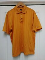 Nike Tiger Woods Collection Mens Fit Dri Short Sleeve Golf Polo Shirt sz  L