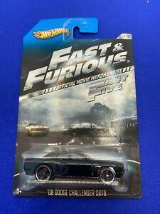 Hot Wheels Fast &Furious Fast Five 2008 Dodge Challenger SRT8