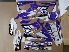 FLU DESIGNS  PTS3  TEAM GRAPHICS YAMAHA YZ125 YZ250 2006-2014  #31127
