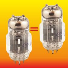 6S33S 6C33C RUSSIAN MATCHED PAIR HIGH-QUALITY AUDIOPHILE POWER TUBES