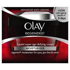 Olay Regenerist 3 Point Super Age - Defying Moisturiser Cream - 50 ml