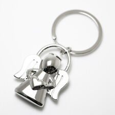 Angel Abstract Keychain KeyRing Bag Pendant Gift Present Creative Accessories