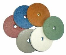 "4"" Sponge Fiber Polishing Pads for Marble Granite Concrete 18 Piece fits Stadea"