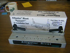 "Round Hay Baler Belt Tool 7""lacer rivet repair  Flexco Alligator Splice  ART-7"