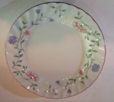 "JOHNSON BROS. SUMMER CHINTZ 6"" BREAD PLATE MADE IN ENGLAND"
