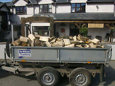 Firewood logs  fire wood log fuel north wales  For Sale
