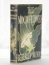 Beverley Nichols - The Moonflower 1st Edition 1955 HBDJ